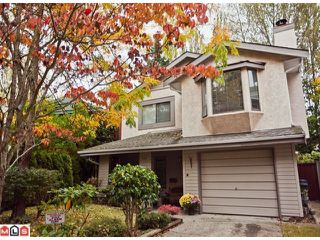 "Photo 1: 6064 195A Street in Surrey: Cloverdale BC House for sale in ""Cloverdale"" (Cloverdale)  : MLS®# F1225982"