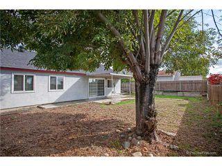 Photo 21: CHULA VISTA House for sale : 3 bedrooms : 1244 RAVEN Avenue