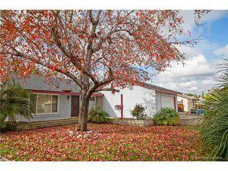 Photo 1: CHULA VISTA House for sale : 3 bedrooms : 1244 RAVEN Avenue