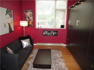"Photo 5: 100 1788 W 13TH Avenue in Vancouver: Fairview VW Condo for sale in ""MAGNOLIA"" (Vancouver West)  : MLS®# V985193"