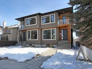 Main Photo: 2216 27 Street SW in CALGARY: Killarney Glengarry Residential Attached for sale (Calgary)  : MLS®# C3557715