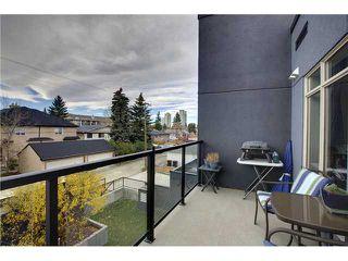 Photo 9: 307 1939 30 Street SW in CALGARY: Killarney Glengarry Condo for sale (Calgary)  : MLS®# C3562832