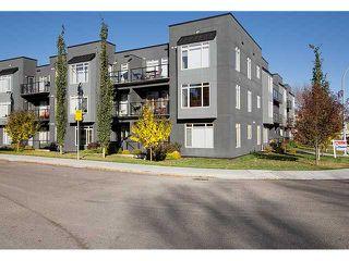 Photo 1: 307 1939 30 Street SW in CALGARY: Killarney Glengarry Condo for sale (Calgary)  : MLS®# C3562832