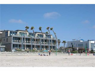 Photo 17: MISSION BEACH Condo for sale : 2 bedrooms : 3607 Ocean Front Walk #3 in San Diego