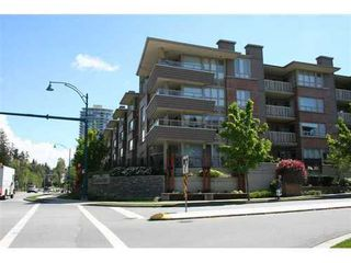 Photo 1: 405 801 KLAHANIE Drive in Port Moody: Port Moody Centre Home for sale ()  : MLS®# V825997