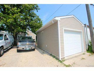 Photo 20: 482 William Newton Avenue in WINNIPEG: East Kildonan Residential for sale (North East Winnipeg)  : MLS®# 1418641