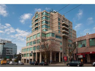 Photo 20: # 604 1355 W BROADWAY ST in Vancouver: Fairview VW Condo for sale (Vancouver West)  : MLS®# V1077006