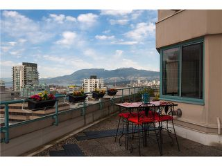 Photo 8: # 604 1355 W BROADWAY ST in Vancouver: Fairview VW Condo for sale (Vancouver West)  : MLS®# V1077006