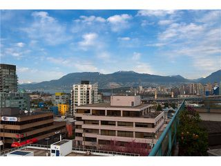 Photo 3: # 604 1355 W BROADWAY ST in Vancouver: Fairview VW Condo for sale (Vancouver West)  : MLS®# V1077006