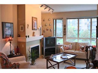 Photo 5: # 422 801 KLAHANIE DR in Port Moody: Port Moody Centre Condo for sale : MLS®# V1088667
