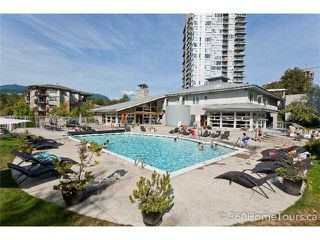 Photo 19: # 422 801 KLAHANIE DR in Port Moody: Port Moody Centre Condo for sale : MLS®# V1088667