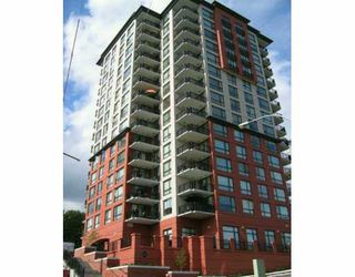 "Photo 1: 833 AGNES Street in New Westminster: Downtown NW Condo for sale in ""NEWS"" : MLS®# V610315"