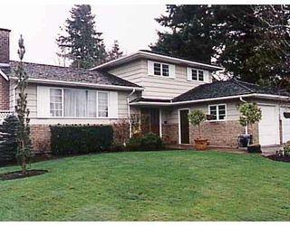 Photo 1: 7642 KERRYWOOD in Burnaby: Government Road House for sale (Burnaby North)  : MLS®# V618333