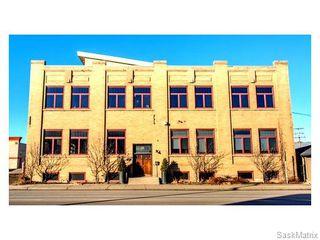 Main Photo: #201 - 1708 8TH AVENUE in Regina: Warehouse District Complex for sale (Regina Area 03)  : MLS®# 563027