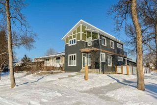 Photo 1: 14504 104 AV NW in Edmonton: Zone 21 Townhouse for sale : MLS®# E4054232