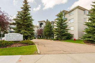 Main Photo: 409 70 CRYSTAL Lane: Sherwood Park Condo for sale : MLS®# E4168279