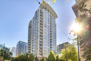 Main Photo: 518 1082 SEYMOUR Street in Vancouver: Downtown VW Condo for sale (Vancouver West)  : MLS®# R2409783