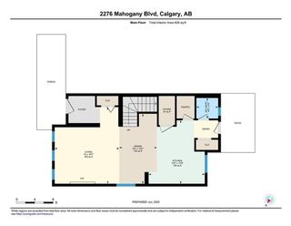 Photo 41: 2276 MAHOGANY Boulevard SE in Calgary: Mahogany Semi Detached for sale : MLS®# C4305262