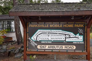 Photo 16: 65 1247 Arbutus Rd in : PQ Parksville Manufactured Home for sale (Parksville/Qualicum)  : MLS®# 862356