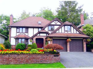 Photo 1: 7829 MEADOWOOD Drive in Burnaby: Forest Hills BN House for sale (Burnaby North)  : MLS®# V930732