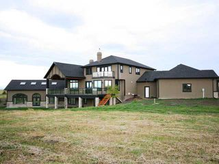 Photo 20: 32015 Aventerra Road in CALGARY: Rural Rocky View MD Residential Detached Single Family for sale : MLS®# C3508392