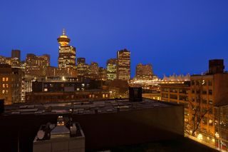 "Photo 14: 601 36 WATER Street in Vancouver: Downtown VW Condo for sale in ""TERMINUS"" (Vancouver West)  : MLS®# V938697"
