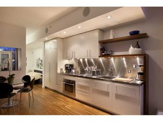 "Photo 3: 601 36 WATER Street in Vancouver: Downtown VW Condo for sale in ""TERMINUS"" (Vancouver West)  : MLS®# V938697"