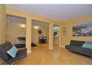 """Photo 7: 109 345 LONSDALE Avenue in North Vancouver: Lower Lonsdale Townhouse for sale in """"THE MET"""" : MLS®# V1017076"""