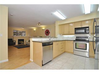 """Photo 6: 109 345 LONSDALE Avenue in North Vancouver: Lower Lonsdale Townhouse for sale in """"THE MET"""" : MLS®# V1017076"""
