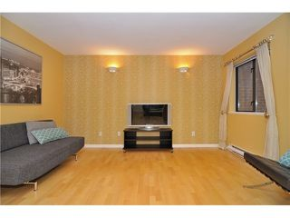 """Photo 8: 109 345 LONSDALE Avenue in North Vancouver: Lower Lonsdale Townhouse for sale in """"THE MET"""" : MLS®# V1017076"""