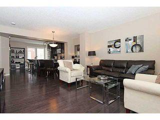 Photo 7: 43 AUBURN BAY Link SE in : Auburn Bay Townhouse for sale (Calgary)  : MLS®# C3585164