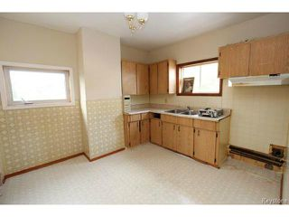 Photo 11: 622 Alexander Avenue in WINNIPEG: West End / Wolseley Residential for sale (West Winnipeg)  : MLS®# 1320643