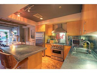 Photo 4: # 301 1155 MAINLAND ST in Vancouver: Yaletown Condo for sale (Vancouver West)  : MLS®# V1043031