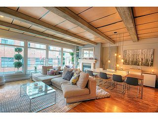 Photo 9: # 301 1155 MAINLAND ST in Vancouver: Yaletown Condo for sale (Vancouver West)  : MLS®# V1043031