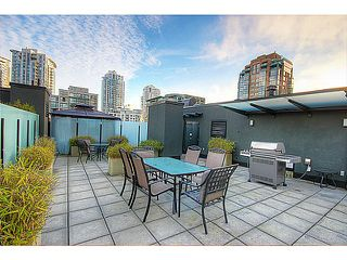 Photo 18: # 301 1155 MAINLAND ST in Vancouver: Yaletown Condo for sale (Vancouver West)  : MLS®# V1043031