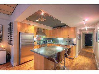 Photo 5: # 301 1155 MAINLAND ST in Vancouver: Yaletown Condo for sale (Vancouver West)  : MLS®# V1043031