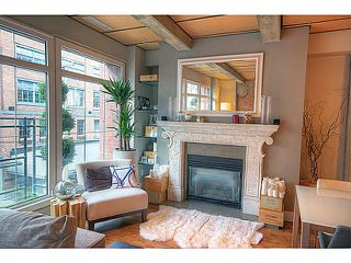 Photo 8: # 301 1155 MAINLAND ST in Vancouver: Yaletown Condo for sale (Vancouver West)  : MLS®# V1043031