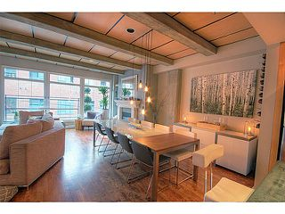 Photo 6: # 301 1155 MAINLAND ST in Vancouver: Yaletown Condo for sale (Vancouver West)  : MLS®# V1043031