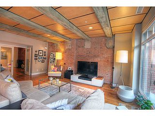 Photo 1: # 301 1155 MAINLAND ST in Vancouver: Yaletown Condo for sale (Vancouver West)  : MLS®# V1043031