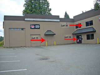 Photo 1: 14,15,16 34100 S Fraser Way in Abbotsford: Commercial for sale