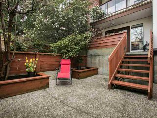 Photo 18: 101 1775 W 10TH AVENUE in Vancouver: Fairview VW Condo for sale (Vancouver West)  : MLS®# R2038742