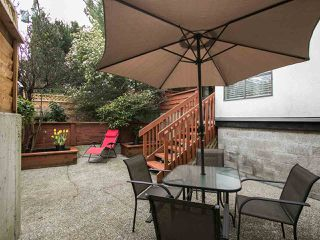 Photo 19: 101 1775 W 10TH AVENUE in Vancouver: Fairview VW Condo for sale (Vancouver West)  : MLS®# R2038742
