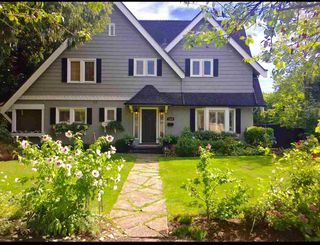 Photo 1: 1538 W 40TH AVENUE in Vancouver: Shaughnessy House for sale (Vancouver West)  : MLS®# R2115759