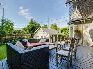 Photo 13: 1538 W 40TH AVENUE in Vancouver: Shaughnessy House for sale (Vancouver West)  : MLS®# R2115759