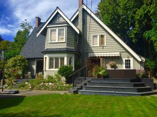 Photo 3: 1538 W 40TH AVENUE in Vancouver: Shaughnessy House for sale (Vancouver West)  : MLS®# R2115759