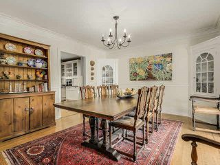 Photo 11: 1538 W 40TH AVENUE in Vancouver: Shaughnessy House for sale (Vancouver West)  : MLS®# R2115759