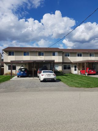 Main Photo: 27 1697 GREENFIELD AVE in KAMLOOPS: BROCK Townhouse for sale : MLS®# 150938
