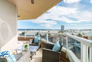 "Photo 17: 701 1235 QUAYSIDE Drive in New Westminster: Quay Condo for sale in ""RIVIERA"" : MLS®# R2393421"