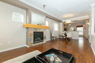 "Photo 4: 8 15065 58 Avenue in Surrey: Sullivan Station Townhouse for sale in ""SPRINGHILL"" : MLS®# R2404247"
