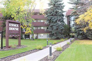 Main Photo: 107 5520 RIVERBEND Road in Edmonton: Zone 14 Condo for sale : MLS®# E4174331